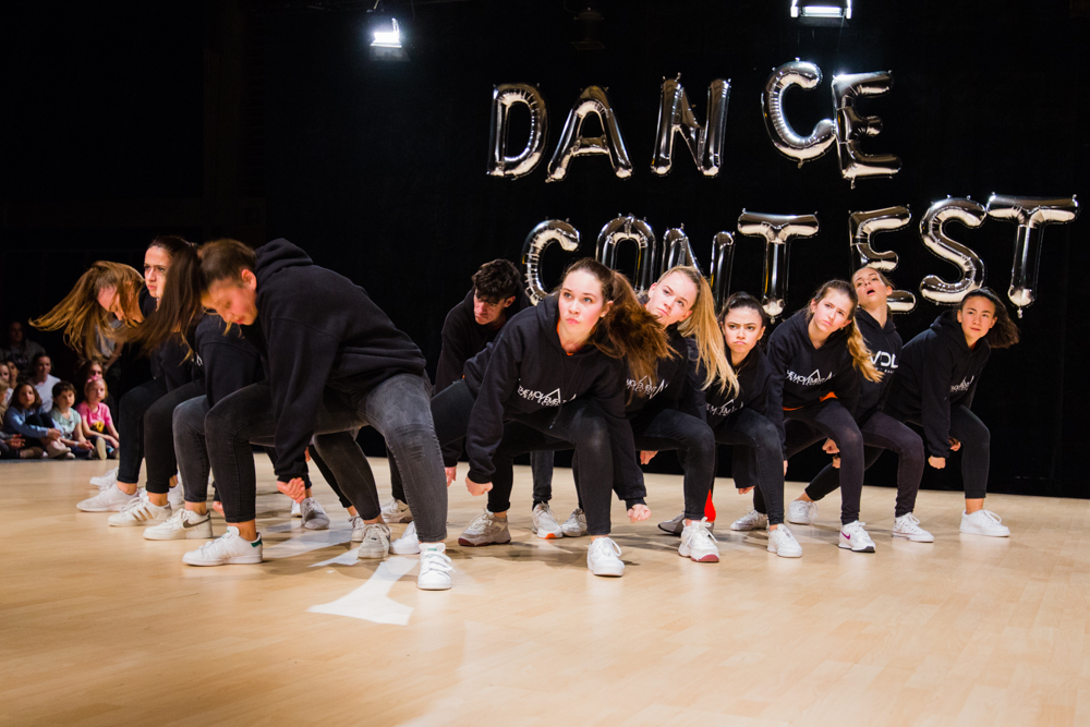 Gagnants du Dance Contest 2019